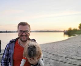 Александр Пономарев-младший практически догнал отца по росту