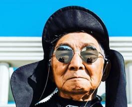Самый стильный дедушка Японии покорил Инстаграм надевая одежду внука