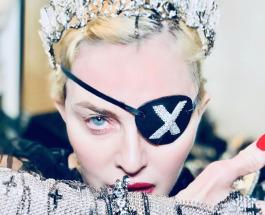 Мадонна на
