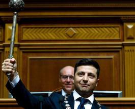 Владимир Зеленский назначил дату досрочных выборов после подписания указа о роспуске Рады