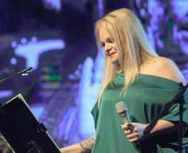 Лариса Долина в Кремле получила награду За вклад в развитие культуры и искусства России