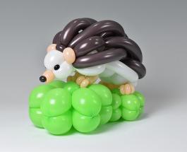 Японец делает невероятно детализированные скульптуры из воздушных шаров