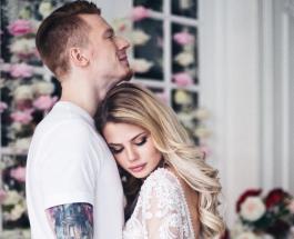 Никита Пресняков и Алена Краснова: романтические фото красивой супружеской пары