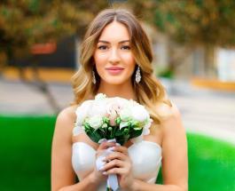 Дочь Александра Серова Мишель впервые поделилась свадебными фото