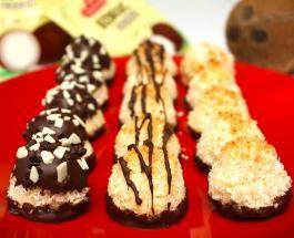 Кокосовое печенье: простой рецепт очень вкусного десерта