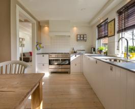 Кухня по Фэн-шуй: 5 основных правил применяемых в дизайне