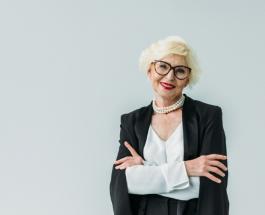 Мода для женщин за 50: как выглядеть стильно и молодо