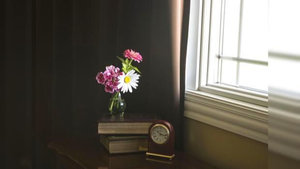 ваза цветы