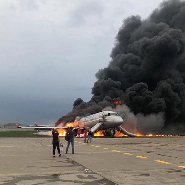 шереметьево авиакатастрофа