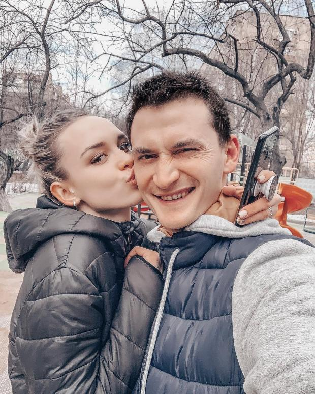 диана шурыгина с мужем