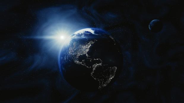 солнце земля и луна