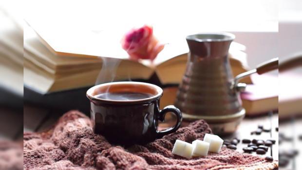 книга кофе