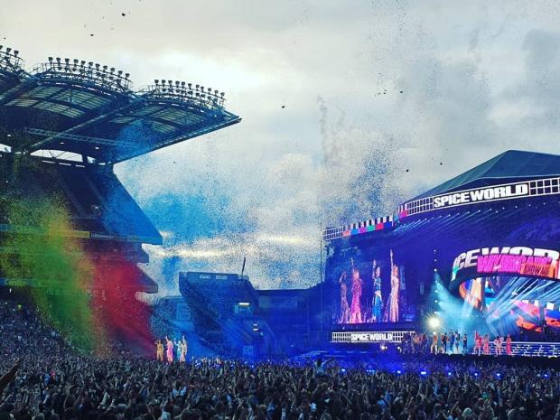Spice Girls впервый раз дали концерт после воссоединения— Фанаты разочарованы