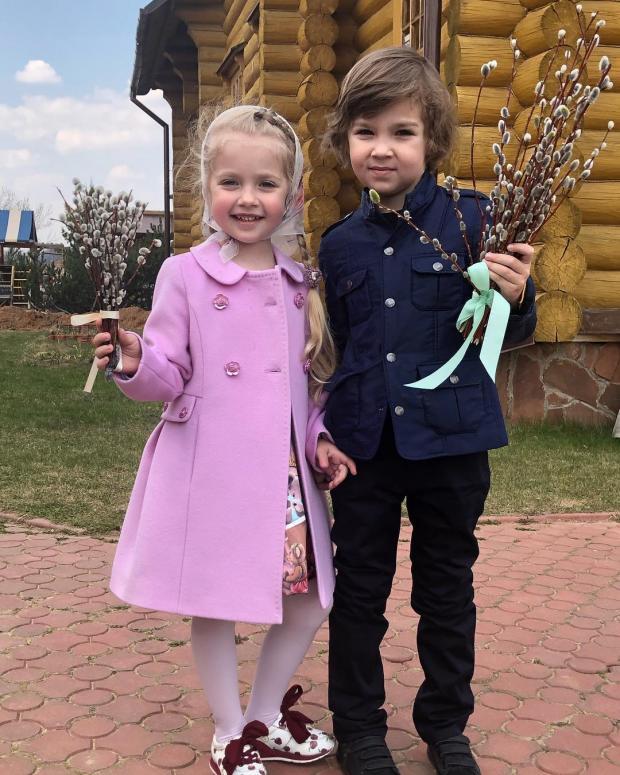 дети Пугачевой