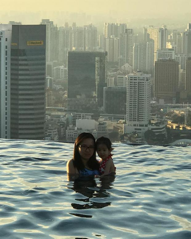 Гостиница Marina Bay Sands