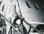 Кэтрин Зета-Джонс с отцом