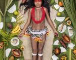 Каваканих Явалапити, 9 лет, Верхний Сингу, регион Мату-Гросу, Бразилия