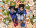 Таркиш 10 лет и Миерра 8 лет, Куала-Лумпур, Малайзия