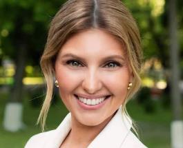 Жена Владимира Зеленского в Брюсселе: первая леди Украины восхищает стилем и красотой