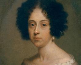 Елена Корнаро Пископия - первая женщина получившая степень доктора философии