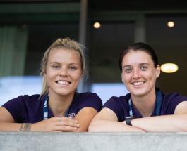 Красивые девушки из женской сборной Англии по футболу: топ-10 ярких фото спортсменок