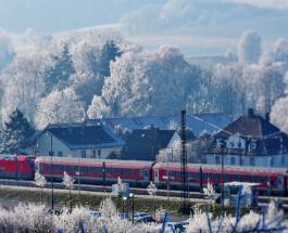 Новейшее направление для туристов: в России запустили поезд до Норвегии