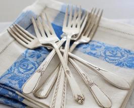 Как удалить царапины с серебряных изделий в домашних условиях