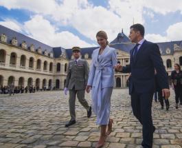 Жена Зеленского в Берлине: первая леди Украины показала фото с экскурсии по городу