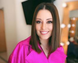 Мария Кравченко в ретро образе напомнила поклонникам Веронику Кастро