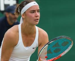 Украинка Ангелина Калинина вырвалась в четверть финал на турнире по теннису в Чехии