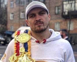 Александр Усик будет драться за чемпионский пояс с победителем боя Джошуа-Руис