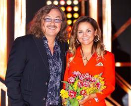 Игорь Николаев восхитил поклонников милыми фото с женой и дочерью