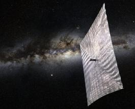 SpaceX запустила первый в мире спутник передвигающийся за счет солнечной энергии