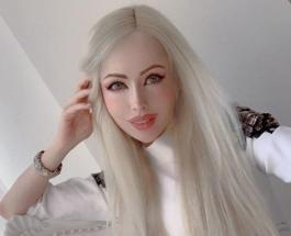 Одесская Барби прошла долгий путь к желаемой внешности: фото Валерии Лукьяновой