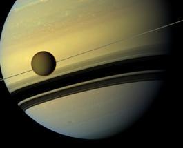 NASA отправит роботов-стрекоз на Титан для поиска инопланетной жизни