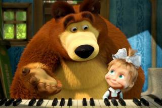 Маша и Медведь: новый сезон мультика отправит детей в путешествие по разным странам мира