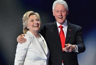 Дом Билла и Хиллари Клинтон в Вашингтоне: фото уютного жилища экс-президента США