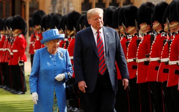 королевский этикет