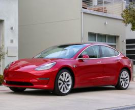 Краш-тест Tesla: Model 3 Илона Маска достиг одного из самых высоких показателей безопасности
