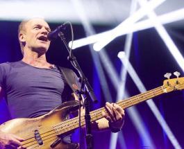 67-летний Стинг вынужден отменить ряд концертов в Европе из-за болезни