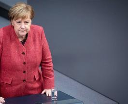 Новый приступ Ангелы Меркель: канцлера ФРГ затрясло на встрече с премьером Финляндии