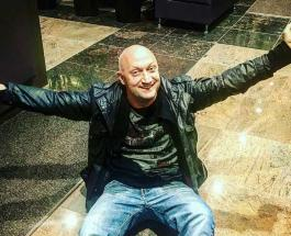 Гоша Куценко похвастался уловом: актер показал забавное фото с рыбалки
