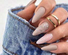 Маникюр в светлых тонах: элегантный дизайн ногтей подойдет к любому образу