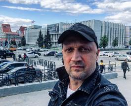 """Постаревший"" Гоша Куценко похож на Фредди Крюгера: фото актера повеселили фанатов"
