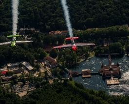 Чемпионат Red Bull Air Race: австралиец феерично выиграл авиагонку