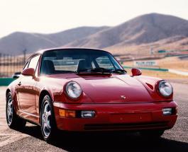 Уникальный случай на дороге: Porsche за секунду до неминуемой катастрофы избежал аварии