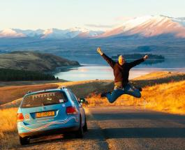 Голландец завершил самое длинное в мире путешествие на электромобиле проехав 101 тысячу км