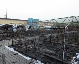 После пожара в Хабаровском лагере трое детей находятся в тяжелом состоянии