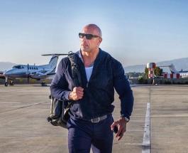 Дуэйн Джонсон - рыболов: как отдыхает от съемок известный актер Голливуда