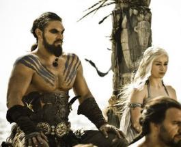 """Эмилия Кларк и Джейсон Момоа могли бы стать парой: новое фото звезд """"Игры престолов"""""""